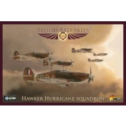 Blood Red Skies - Hawker Hurricane Squadron - EN