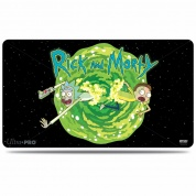 UP - Playmat - Rick and Morty V2