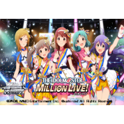 Weiß Schwarz - Booster Display: The iDOLM@STER Million Live! - (16 Packs) - JP