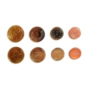 CO2 Second Chance - Metal Coin Set
