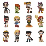 Funko - DC Bombshells - Mystery Minis Display Box (12)