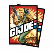 UP - Standard Deck Protector - G.I. Joe (100 Sleeves)