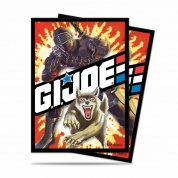 UP - Standard Deck Protector - G.I. Joe V3 (100 Sleeves)