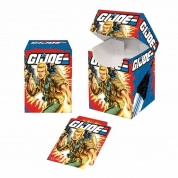 UP - PRO 100+ Deck Box - G.I. Joe