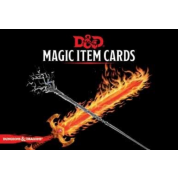 D&D Spellbook Cards: Magical Items (292 cards) - EN