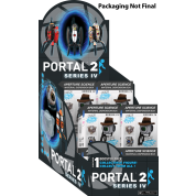 Portal 2: Series IV Collectible Figures (12 Ct Counter-Top Display)