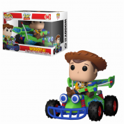 Funko POP Ride: Toy Story - Woody w/ RC Vinyl Figure 10cm