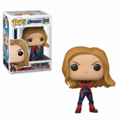 Funko POP! Avengers Endgame - Captain Marvel Vinyl Figure 10cm