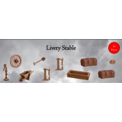 Terrain Crate: Livery Stable