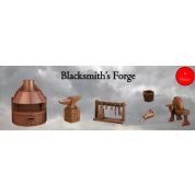 Terrain Crate: Blacksmith's Forge