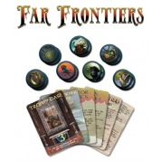 Fantastiqa: Rival Realms - Far Frontier Expansion - EN
