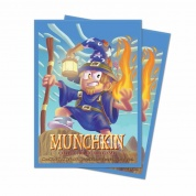 UP - Munchkin CCG Deck Protector sleeve - Wizard (100 Sleeves)