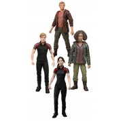 The Hunger Games The Movie 7-inch Action Figures Series 2 assortment case (14)
