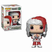 Funko POP! Movies - Trading Places: Santa Louis w/Salmon - Vinyl 10cm