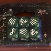 Village Attacks: Undead Dice - EN