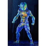 Predator (2018) - Action Figure - Thermal Vision Fugitive Predator 18cm