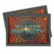 UP - Shards of Infinity - Deck Protector sleeve (100 Sleeves)