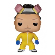 Funko POP! Breaking Bad: Jesse Pinkman in Meth Cook Outfit Vinyl Figure 4-inch