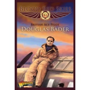 Blood Red Skies - Douglas Bader Hurricane Ace - EN