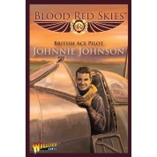 Blood Red Skies - Johnny Johnson Spitfire Ace - EN