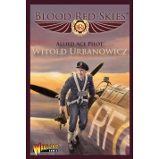 Blood Red Skies - Witold Urbanowicz Hurricane Ace - EN