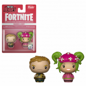 Funko Pint Sized Heroes Fortnite - Ranger & Zoey - Vinyl Figures 2-pack