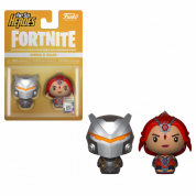 Funko Pint Sized Heroes Fortnite - Omega & Valor - Vinyl Figures 2-pack