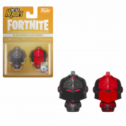 Funko Pint Sized Heroes Fortnite - Black Knight & Red Knight - Vinyl Figures 2-pack