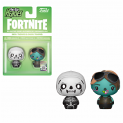 Funko Pint Sized Heroes Fortnite - Skull Trooper & Ghoul Trooper - Vinyl Figures 2-pack