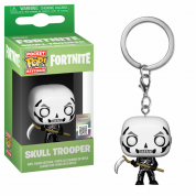 Funko POP! Keychain Fortnite - Skull Trooper Vinyl Figure 4cm