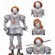 IT - Action Figure - Ultimate Well House Pennywise 18cm