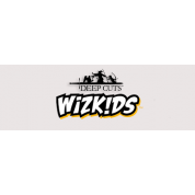 WizKids Deep Cuts - Black 25mm Round Base - 15 ct.