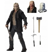 Friday the 13th - Action Figure - Ultimate Jason (2009) 18cm