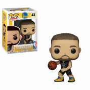 Funko POP! NBA: Warriors - Stephen Curry Vinyl Figure 10cm