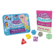 My Little Pony: Tails of Equestria The Storytelling Game - Pegasus Dice Set