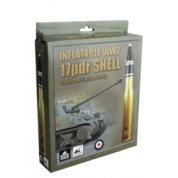 Inflatable 17pdr Shell