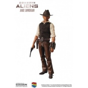 Cowboys & Aliens Jake Lonergan 12-inch RAH (Real Action Heroes Series ) action figure limited edition