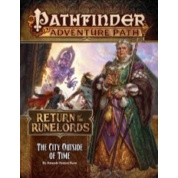 Pathfinder Adventure Path: The City Outside of Time (Return of the Runelords 5 of 6) - EN