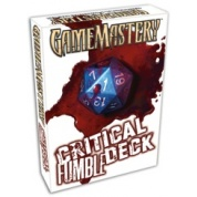 Pathfinder Critical Fumble Deck - EN