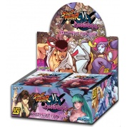 UFS - Street Fighter vs. Darkstalkers CCG Booster Display (24 Boosters) - EN