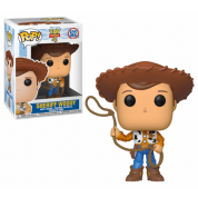 Funko POP! Toy Story 4 - Woody Vinyl Figure 10cm