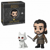 Funko 5 Star GOT S10 - Jon Snow Vinyl Figure 10cm