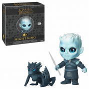Funko 5 Star GOT S10 - Night King Vinyl Figure 10cm