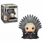 Funko POP! Deluxe GOT S10 - Daenerys Sitting on Throne Vinyl Figure 10cm