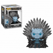 Funko POP! Deluxe GOT S10 - Night King Sitting on Throne Vinyl Figure 10cm