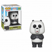 Funko POP! We Bare Bears - Panda Vinyl Figure 10cm