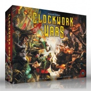 Clockwork Wars with Painted Generals - EN