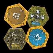 Clockwork Wars: Gulag and Dynamo Hex Set - EN