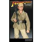 Indiana Jones in German Disguise Version 12-inch poseable action figure limited (TBD)