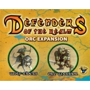 Defenders of the Realm: Orc Minion Expansion (unpainted) - EN